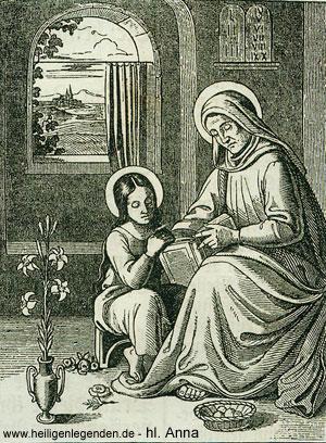Anna Alles über Die Heilige Anna Hier Finden Sie Alles über